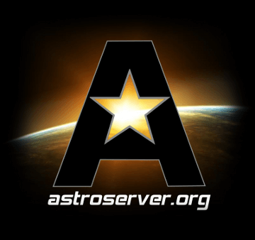 Astroserver logo